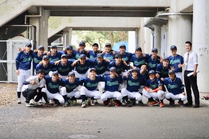 硬式野球部が第15回関東地区大学野球選手権大会に9年ぶり2回目の出場